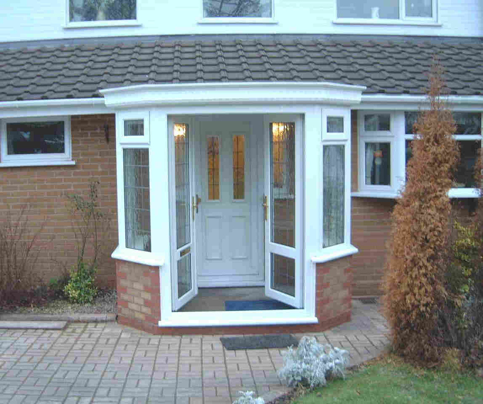 Porches mayo roscommon sligo western windows glass for Patio entrance doors